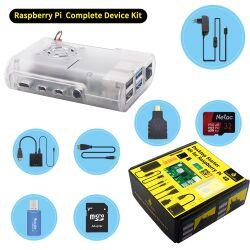 Keyestduio Raspberry Pi 4B Kit EU Plug Power Supply (without Raspberry Pi)