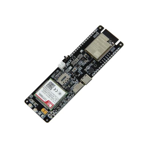 LILYGO® TTGO T-SIM7000G Module ESP32-WROVER-B Chip WiFi Bluetooth 18560 Battery Holder Solar Charge Board