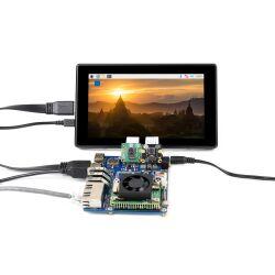 WaveShare Dual Gigabit Ethernet Base Board for Raspberry...