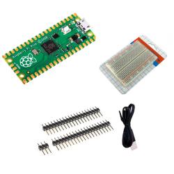 Raspberry Pi Pico Start Kits With Bread Board+Pin...