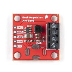 SparkFun Buck Regulator Breakout AP63203 3.3V to 32V...