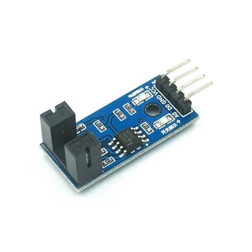 Photoelectric Beam Speed Sensor Module 3.3V-5V Slot-Type Optocoupler for Arduino