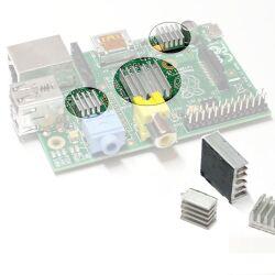 3x Kühlkörper for Raspberry Pi Kühler...