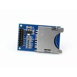 SD Memory Card Module Slot SPI Reader