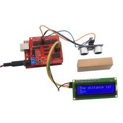 HC-SR04 Abstandsmessung Ultraschall Ultrasonic Sensor Module