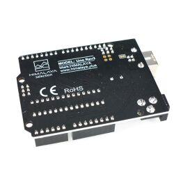 HIMALAYA basic UNO R3 ATmega328P Board ATmega16U2 mit USB Kabel Arduino Uno R3 Kompatibel