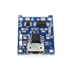 TP4056 XD-58A Micro-USB 5V 1A LiPo Akku Lademodul Lithium Battery Charging Module