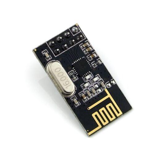 NRF24L01 2.4GHz Antenna SPI Interface Wireless Transceiver Empfänger Funk Modul for Arduino