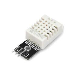 DHT22 Digital Temperatur-und Feuchtigkeits-Sensor-Modul AM2302 mit Jumperkabel