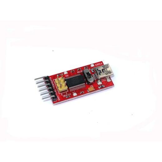 FTDI FT232RL 3.3V 5V Basic Programmer Downloader USB  to TTL for Arduino