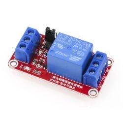 5V/220V 1 Channel Optocouplers Relay Shield for Arduino Optokoppler Relais Modul