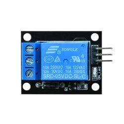 5V/220V 1 Channel Relay Shield LED for Arduino/PIC/ARM, 1 Kanal Relais Modul