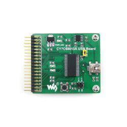 Waveshare CY7C68013A USB Board (mini) High speed USB...