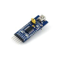 Waveshare FTDI  FT232 USB UART Board (mini) USB TO UART solution with USB mini connector