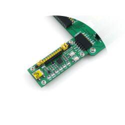 Waveshare WIFI400 Motherboard for WiFi Module WIFI-LPT100