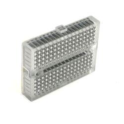 170 Kontakte mini Self- Adhesive Breadboard durchsichtig für Arduino Prototype Shield