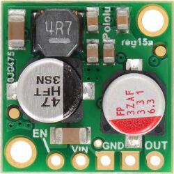 Pololu 5V, 2.5A Step-Down Voltage Regulator D24V25F5 Spannungsregler 2.5A @5V