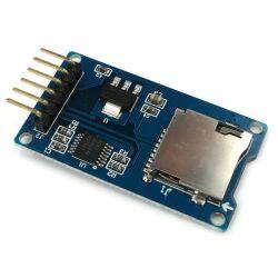 TF Micro SD Card Memory Modul Arduino Atmega...