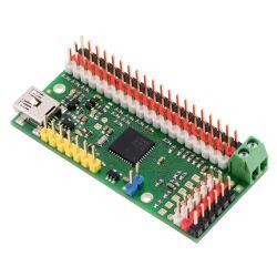 Pololu Micro Maestro 6-Channel USB Servo Controller (Assembled)