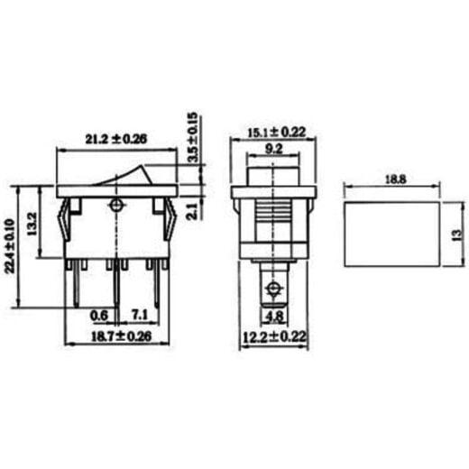 10/x Micro Taster Schalter Switch 6/x 6/x 5/mm PCB Arduino 2-polig lange