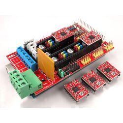 3D Drucker Set Kit Arduino Mega2560 Ramps 1.4 Board 5x...