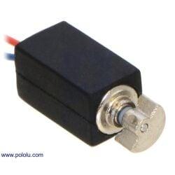 Pololu Vibration Motor 11.6×4.6×4.8mm