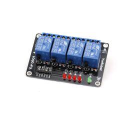 5V/220V 4 Channel Relay Shield LED for Arduino 4 Kanal...