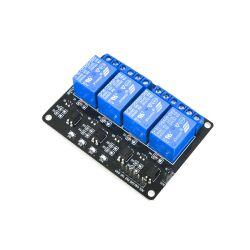 HIMALAYA 5V/220V 4 Channel Optocouplers Relay Shield for Arduino Optokoppler Relais Modul