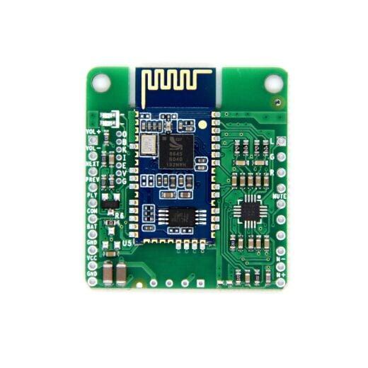 CSR8645 Bluetooth 4.0 Amplifier Board 5W+5W APT-X Hifi Stereo Receiver Module