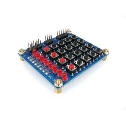 4x4 Matrix Keypad Keyboard Tastatur Modul 16 Tasten 8...