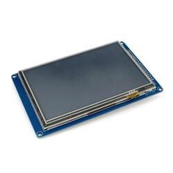 """5,0"""" 800x480 TFT LCD Display mit Touchscreen SSD1963 MCU Arduino Kompatibel"""