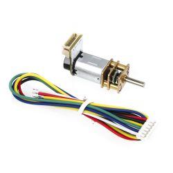 V-TEC 6V Micro 10x12mm DC Motor Gleichstrom Getriebe...