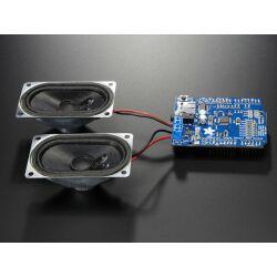 """Adafruit """"Music Maker"""" MP3 Shield for Arduino w/3W Stereo Amp - v1.0"""