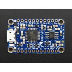 Adafruit Audio FX Mini Sound Board - WAV OGG Trigger -...