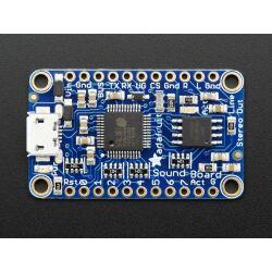 Adafruit Audio FX Mini Sound Board - WAV OGG Trigger 16MB Flash