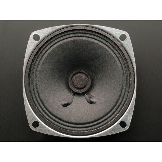 "Adafruit Speaker - 3"" Diameter - 4 Ohm 3 Watt"