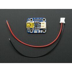 Adafruit Mini Lipo w/Mini-B USB Jack - USB LiIon/LiPoly...