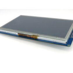 """7,0"""" 800x480 TFT LCD Display mit Touchscreen SSD1963 MCU Arduino Kompatibel"""
