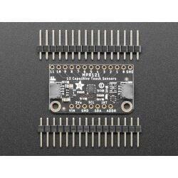 Adafruit 12-Key Capacitive Touch Sensor Breakout - MPR121...