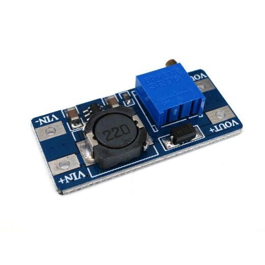 MT3608 DC-DC Adjustable Step-up Spannungsregler Boost Voltage Regulator 2V-24V