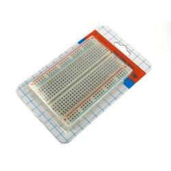 Steckbrett Breadboard 400 Pins Kontakte für Arduino...