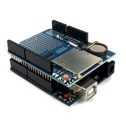 Arduino Uno R3 mit XD-204 Data logging shield