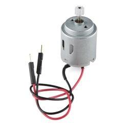 SparkFun Hobby Motor - Gear 6mm/10 Tooth/1-3VDC (max.12VDC)/6600RPM