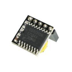RTC Module DS3231 for Raspberry Pi, 3V CR927Knopfzelle an 3,3 V / 5 V System
